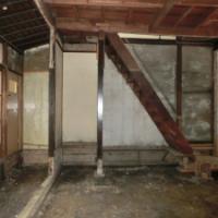 写真:改修工事の様子