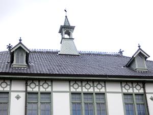 写真:奈良女子大学:旧本館