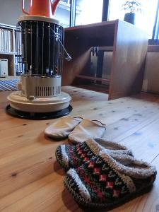 写真:室内履き