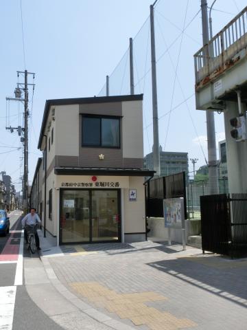 写真:東堀川交番