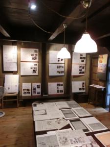 写真:ミセノマ企画第10回「防空壕調査」会場風景