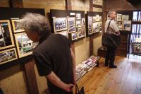 写真:市電の写真展、ミセノマの様子
