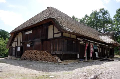 写真:旧山王茶屋