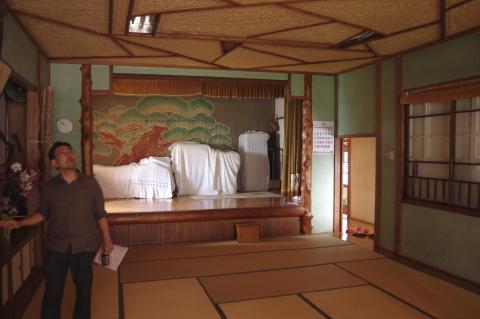 写真:和泉屋旅館の宴会場