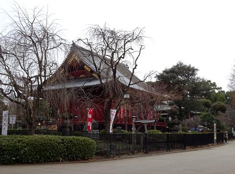 写真:寛永寺清水観音堂